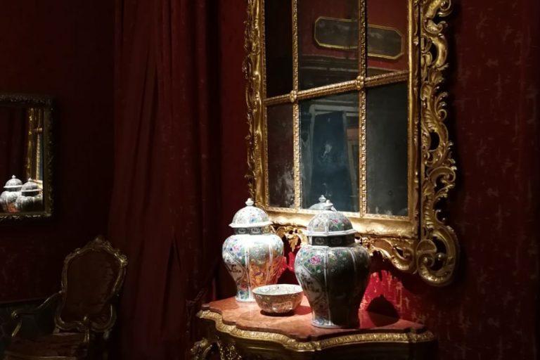 """Kostenlose Malvorführung zum Thema """"Interieur in Venedig"""" bei Boesner in Witten Sa., 14.09.2019"""