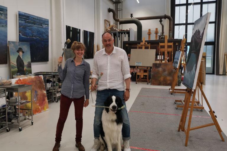 Vorsichtiger Wiedereinstieg in die Kurse – Galerie noch geschlossen