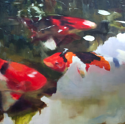 """Onlineausstellung """"under the surface"""" von Kathrin Borhof – Bild 5"""
