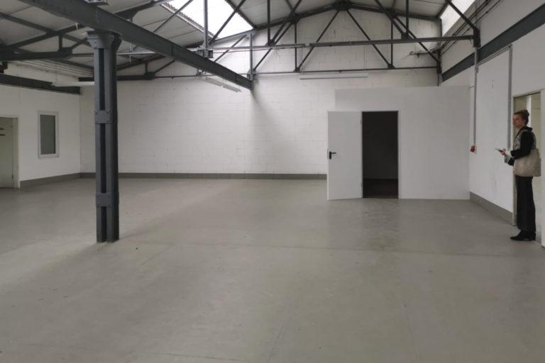 Umzug der Kunsthalle Burkamp