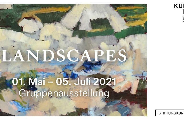 Gruppenausstellung – Landscapes (8 Positionen)