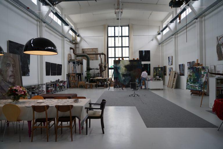 """""""Offenes Atelier für Berufstätige"""" – nächster Termin 20.10.2018, voraussichtlicher Folgetermin Sa. 10.11.2018"""