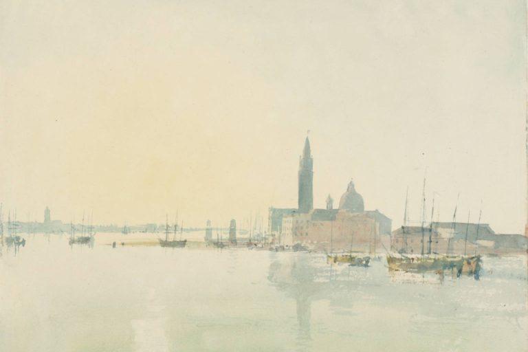 2-Tages-Workshop – Abstrahierte, atmosphärische Landschaftsdarstellung nach Turner: Thema Venezia und mehr